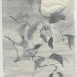 atelier papetier – sumi e – papier japonais sumi e – papier encre de chine – washi encre de chine
