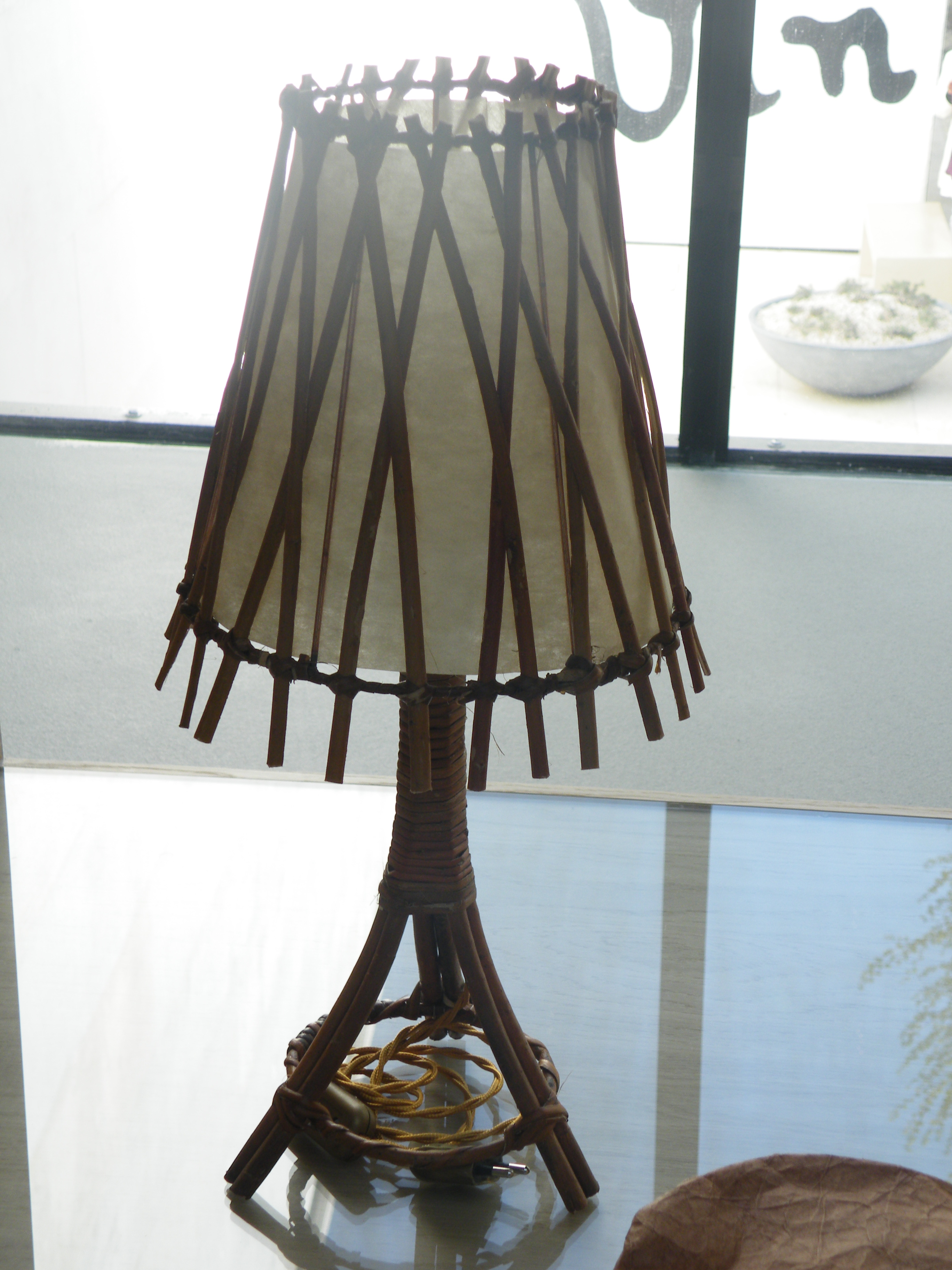 lampe fondation