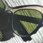 lunette en papier-atelier papetier-pascal lacotte-washi et mode-papier washi fashion-papier japonais lunettes