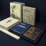 atelier papetier-édition livre Heptaméron des gourmets-papier Japonais pour édition